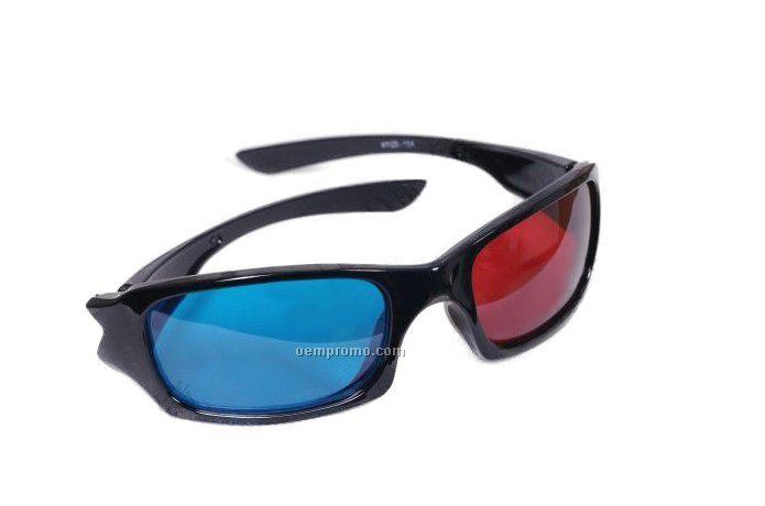 3d Cinematic Glasses