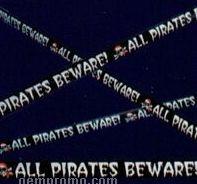 Plastic Pirate Tape