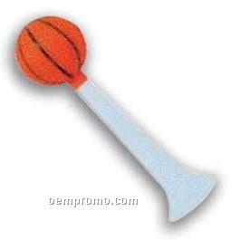 Stadium Horn W/ Basketball Shape Squeezer