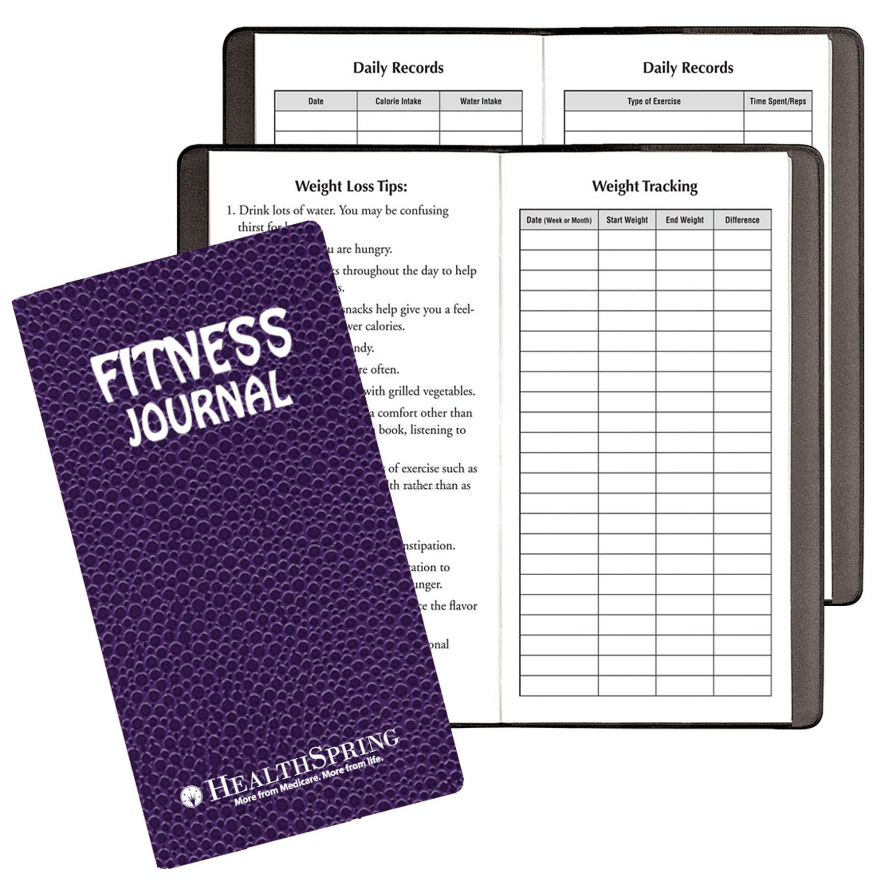 Fitness Journal/Cobblestone Cover