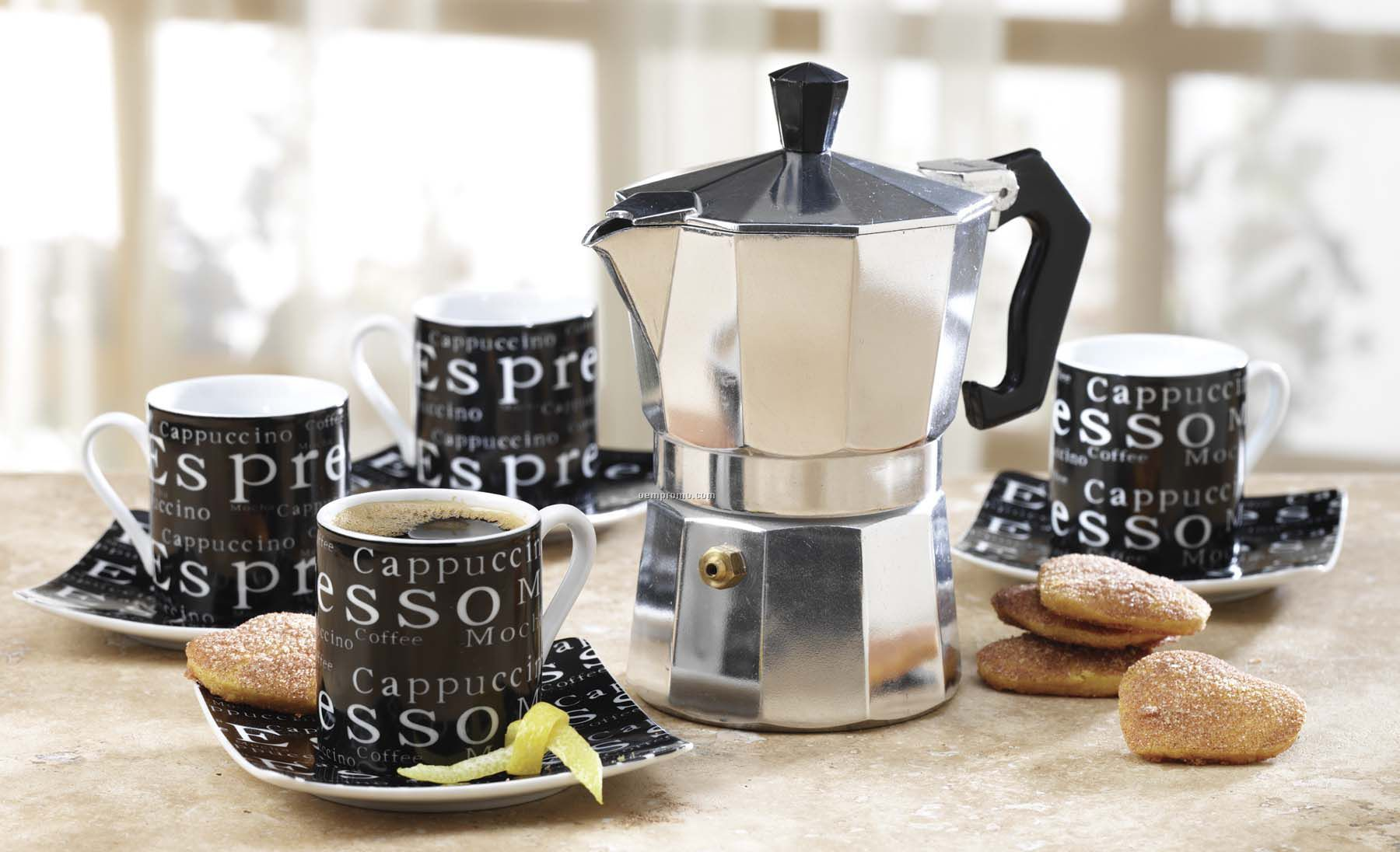 Automatic Grind And Brew Coffee Maker Primula Demitasse 9 Pc. Espresso Gift Set,China Wholesale ...