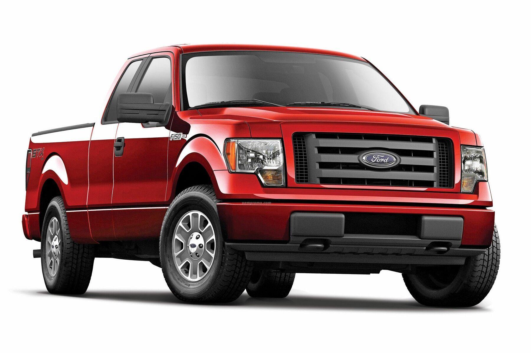 """7""""X2-1/2""""X3"""" Ford F150 Stx Die Cast Pickup Truck"""