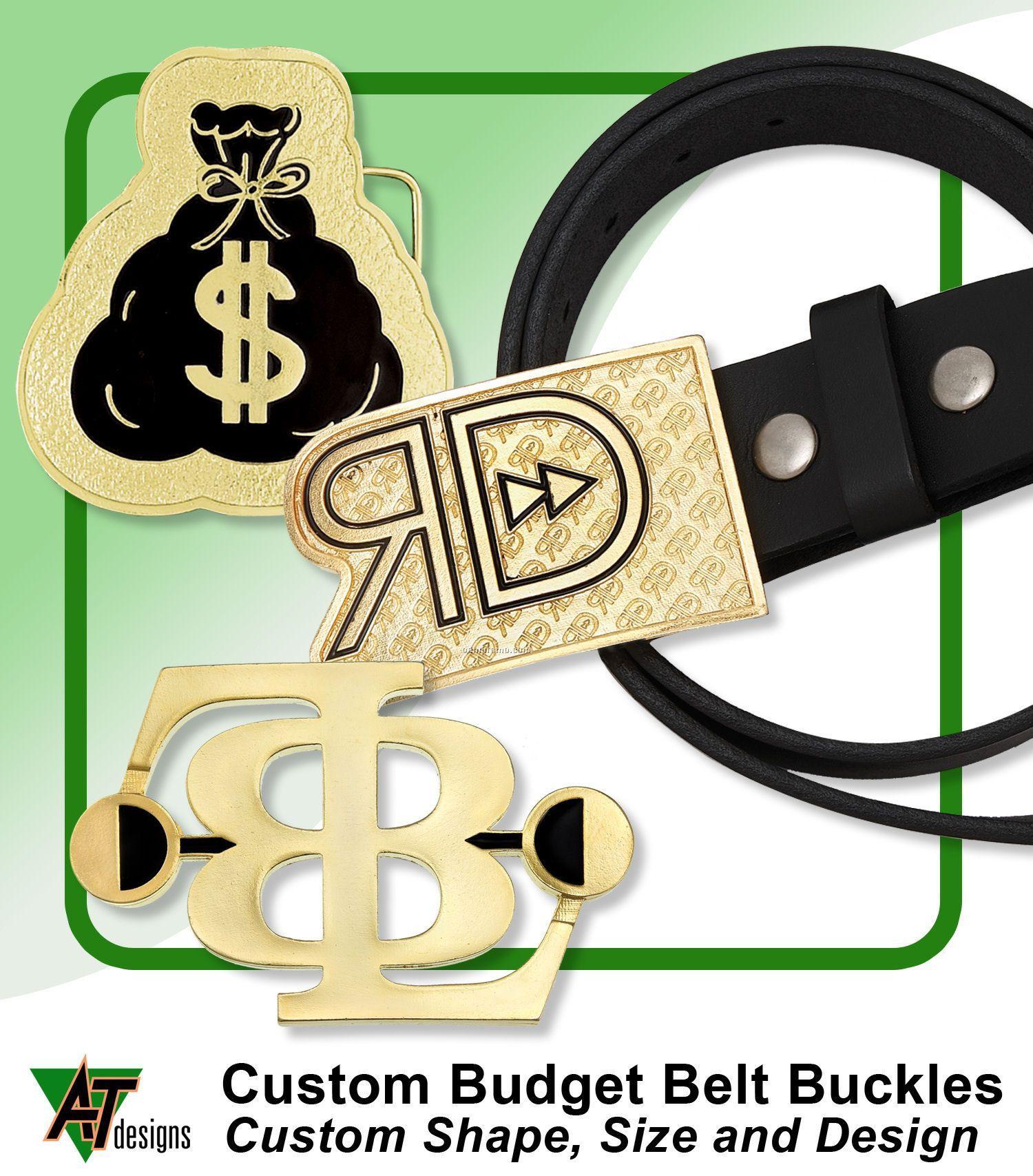 Bright Belt Buckles