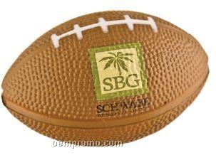 Football Style Foam Stress Ball (Super Saver)