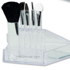 Cosmetic Brush Set (Printed)