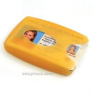 Jelly Wallet - Orange