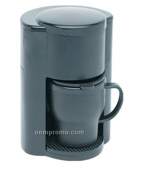 Personal Coffee Maker W/ Built-in Filter