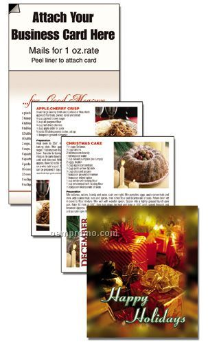 2011 Gifts Cover 13 Month Recipe Calendar