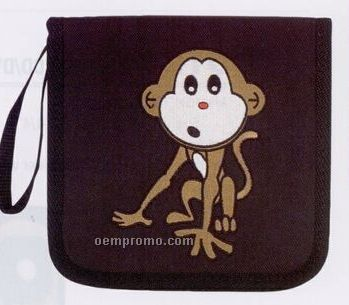 24 Piece CD/ DVD Holder (Monkey)
