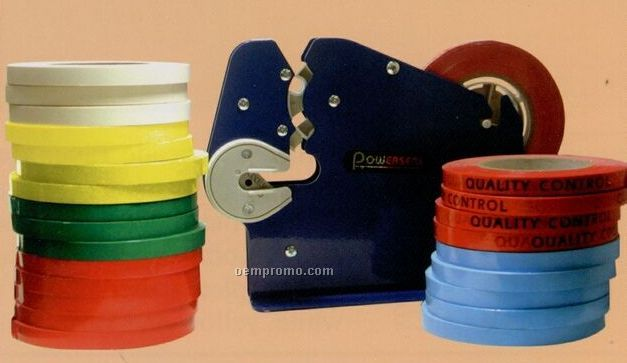 Plain & Printed Upvc Bag Sealing Tape