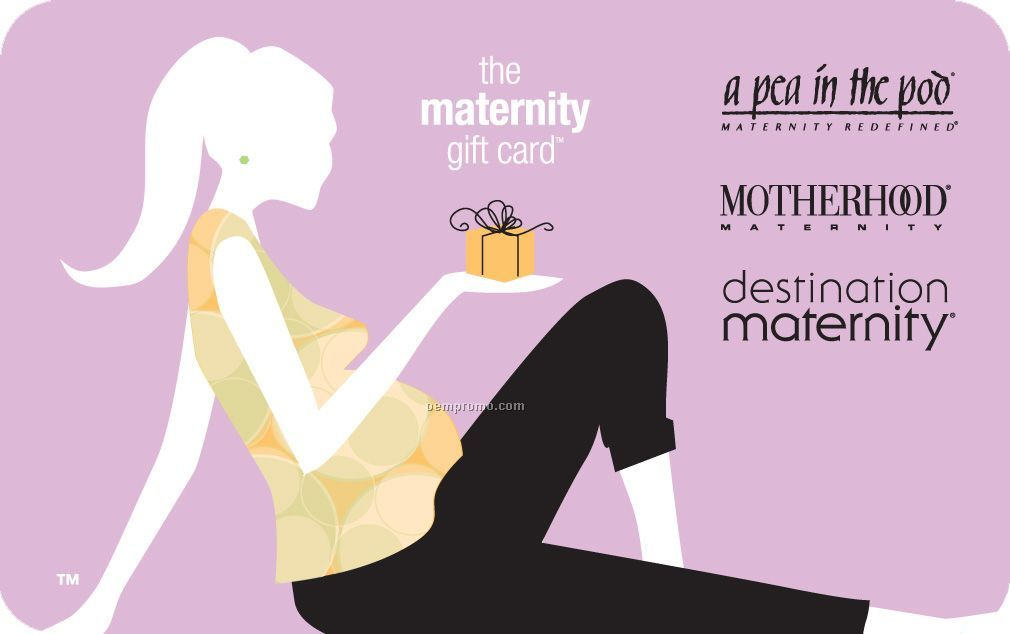 $100 Destination Maternity Gift Card