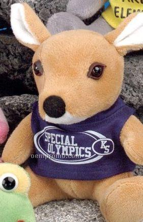 Q-tee Collection Stuffed Deer