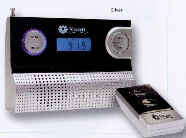 remote infra red control fm radio w alarm clock auto scan radio china wholesale remote infra. Black Bedroom Furniture Sets. Home Design Ideas