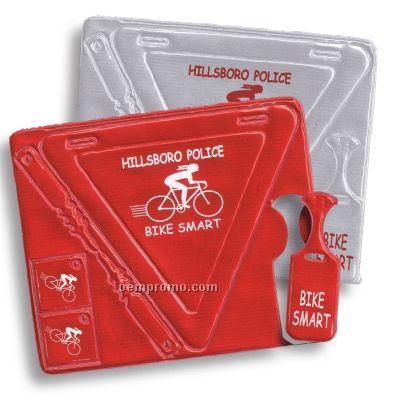 Bike Rite 4 In 1 Bike Safety Set