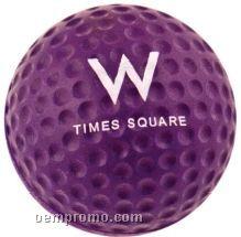 Golf Foam Stress Ball (Super Saver)