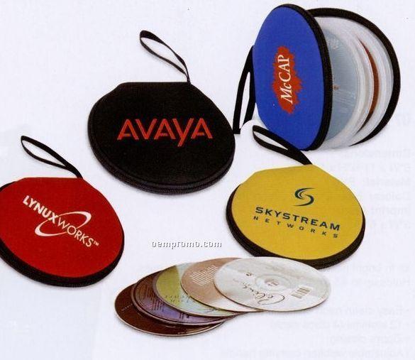 Neoprene CD DVD Case