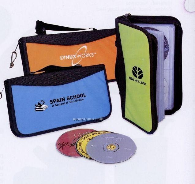 Jumbo Pvc CD/DVD Holder