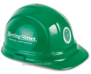 Osha Certified Hard Hat W/ Decal On 2 Sides & Front