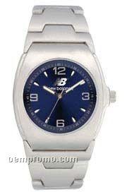Pedre Women's Blue Dial Symphony Watch W/ Stainless Steel Bracelet