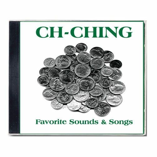 Special Theme - Ch-ching- Money Music CD