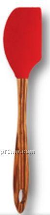 Newboo Silicone Boo-tensil Red Scraper