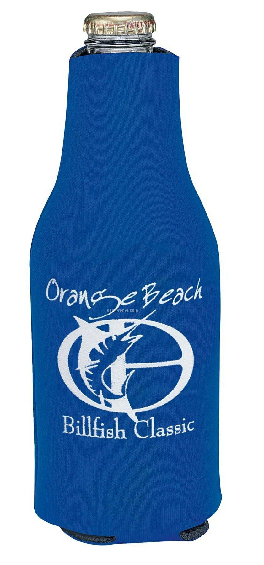 Rcc Koozie Zip-up Bottle Koozie Kooler