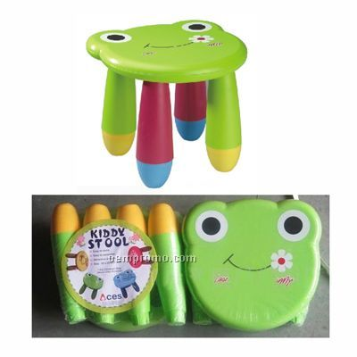 Frog Shaped Children's Chair