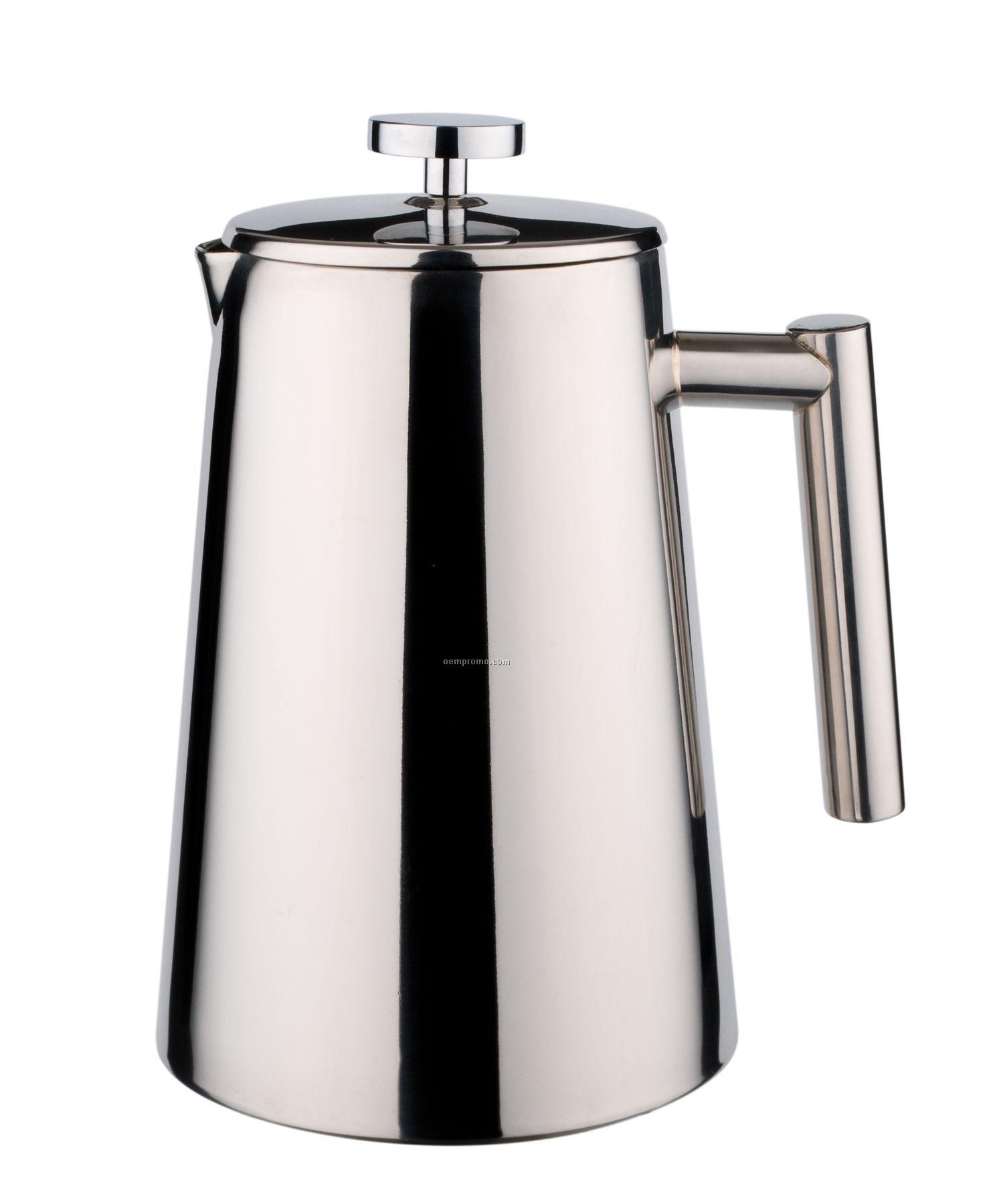 1 Liter Stainless Steel Coffee Press
