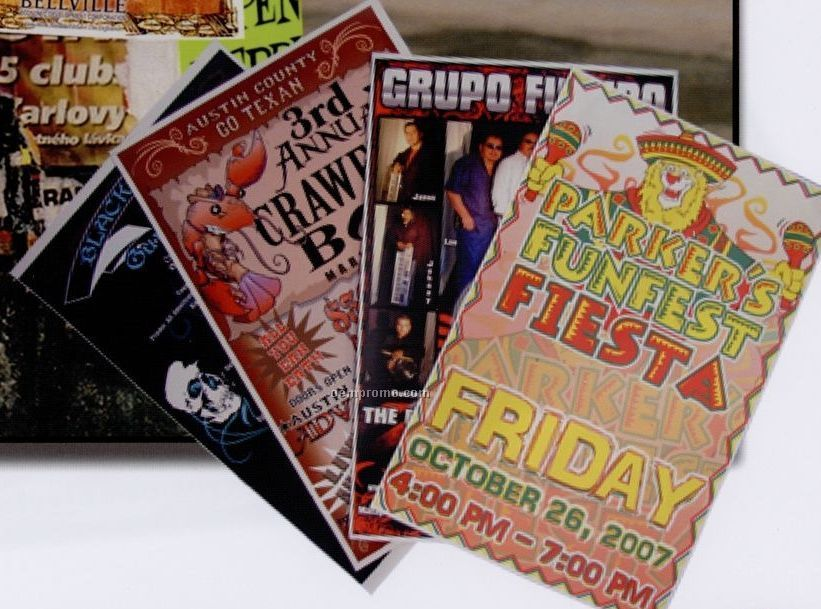 """Full Color Posters (11""""X17"""")"""