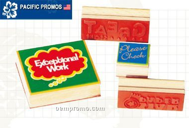 Custom Promotional Stamp