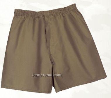 Men's Brown Gi Boxer Shorts Underwear