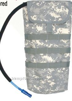 Acu Digital Camouflage Military Molle 3 Liter Canteen Hydration System
