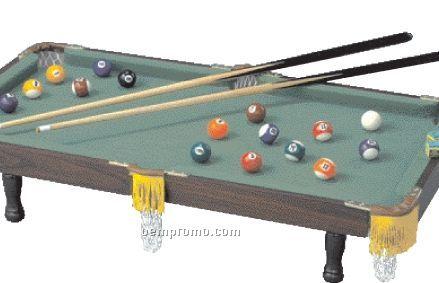 Club Fun Tabletop Miniature Pool Table