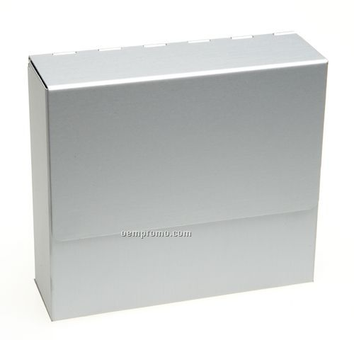 Aluminum CD Holder