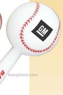 "7"" Baseball Maraca"