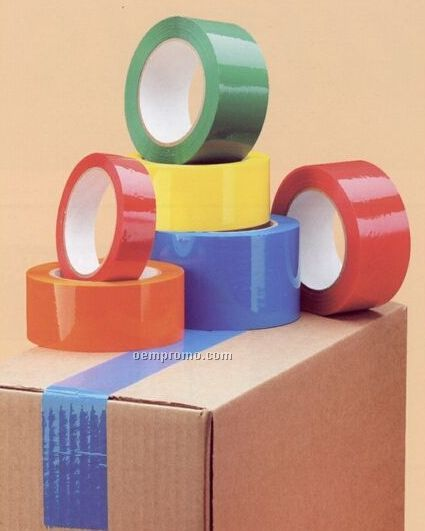 Custom Printed Colored Poly Pro Acrylic Adhesive Tape