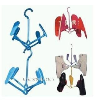 Drying Shoe Stent