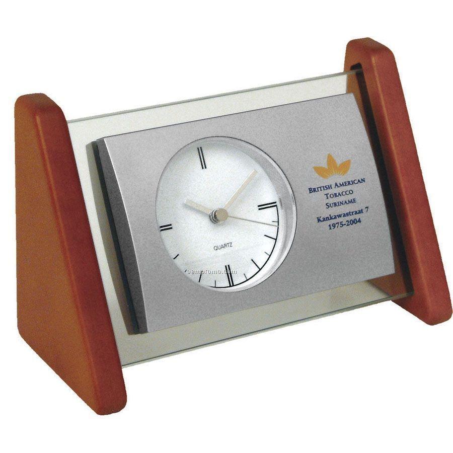 Wooden Desk Clock images