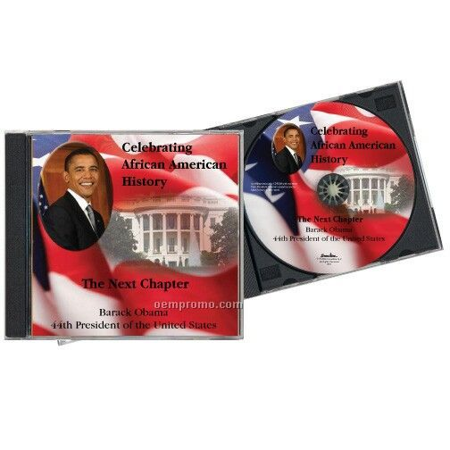 Black History In Jazz Music CD - Obama