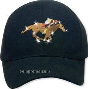 Horse Rider Flashing Cap