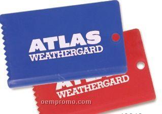 Credit Card Ice Scraper - 1 Color
