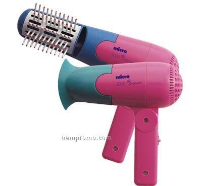 Dual Function Hair Dryer
