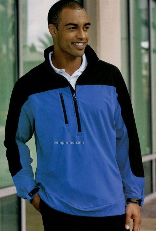 Port Authority All-season Soft Shell 1/2 Zip Jacket (Xs-4xl)