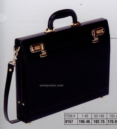 Slim Attache Case