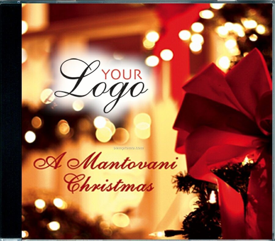 A Mantovani Christmas Music CD