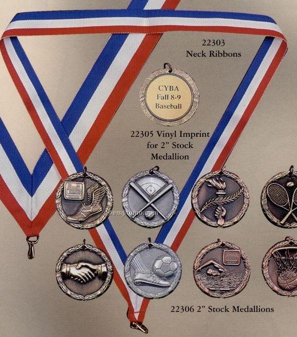 Pin Drape For Medallion