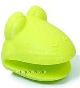 10-1/2cmx11cmx9cm Frog Insulated Pot Holder