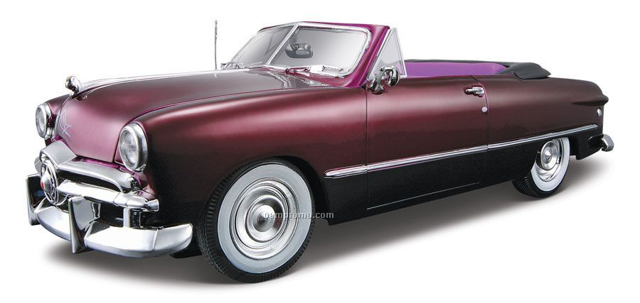 """9 """"X2 1/2""""X3"""" 1949 Ford (Convertible)"""