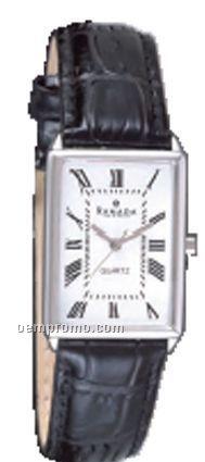 Pedre Women's Carlton Watch W/ Roman Numeral Dial