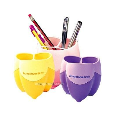 Plastic Pen/Pencil Holder